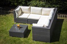 Bramblecrest Garden Furniture; Sofa Set www.bramblecrest.com