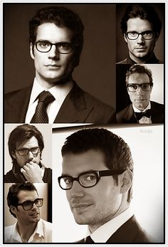 Well now we see the Clark Kent...just a few more months unti Superman appears.