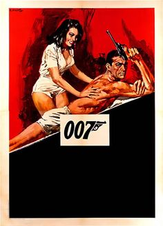 1965 Operazione Tuono (operation Thunderball) Italian, (original) Sean Connery