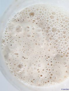 How to make sourdough from scratch