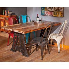 Borough Wharf Carwill Dining Table