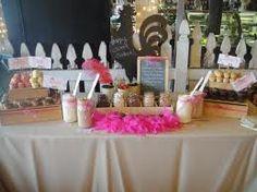 Create your own cupcake bar with mason jars