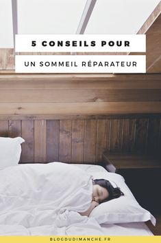 5 conseils pour un sommeil réparateur Listerine, Night Routine, Dalai Lama, Motivation, New Life, Self Care, Feel Good, Serenity, Bed Pillows