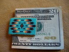Native American Seed Bead Patterns | loom/square stitch beaded Native American inspired by ... | Beaded St ...