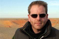 Josh Gates showrunner for SyFy's new paranormal show 'Stranded'  @Examiner .com