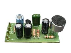 Microphone Amplifier – Electronics Project