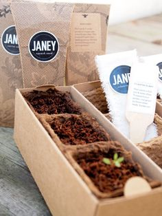 Janey on Packaging of the World - Creative Package Design Gallery