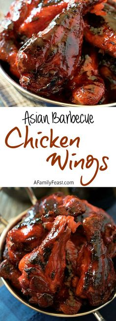 Asian Barbecue Chick