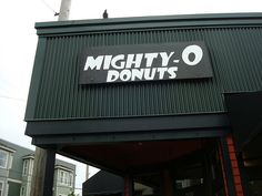 Mighty-O Donuts - Seattle, WA