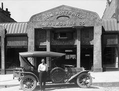 Marple Chevrolet Dealership Corner Of University Avenue