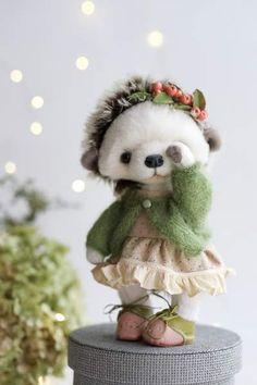 Rowan By Irina Zubareva - Bear Pile