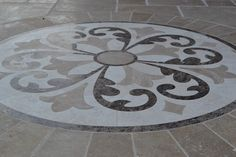 Stunning patio floor detail. Discovered on porch.com