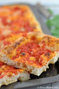 La Pizza in teglia è un lievitato che almeno una volta tutti abbiamo preparato. Questa ricetta fornisce i consigli per una pizza alveolata e digeribile.