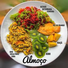 Do you wish that you could find healthy diet plans that would guide you in the right direction? Healthy Diet Plans, Healthy Recipes, Menu Dieta, Food Concept, Diet Menu, Food And Drink, Meals, Cooking, Ethnic Recipes