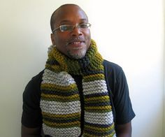 Check out this item in my Etsy shop https://www.etsy.com/listing/79275647/mens-handknit-chunky-scarf-in-gray-pea