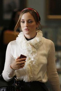 Still of Leighton Meester in Gossip Girl