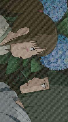 Studio Ghibli Art, Studio Ghibli Movies, Manga Anime, Anime Art, Personajes Studio Ghibli, Studio Ghibli Background, Chihiro Y Haku, Howls Moving Castle, Spirited Away