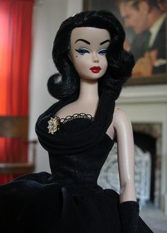wonderbilly Muffy Roberts OOAK 2 by flickadore, via Flickr - not a vintage doll but its awesome!