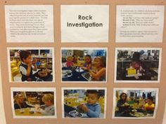 This Reggio-inspired style of documentation serves as a means of communication.   For children, it shows that their work is valued and it allows them to revisit and reconsider the learning experience over time; for parents, the documentation panels involve them in the daily learning experiences of their children; and for teachers, it serves as a tool for assessment, the exchange of ideas, and curriculum development ≈≈