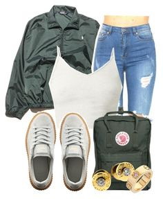 """""""A little something"""" by nae-nae22 ❤ liked on Polyvore featuring Ralph Lauren, Puma, Fjällräven, Louis Vuitton and Cartier"""