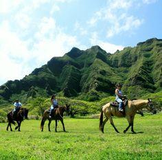 Kualoa Ranch is 4000 acres of beauty, history and adventure! Zipline, ATV, Horseback, Movie Site, Eco Tours. Oahu Tours with transportation from Waikiki.