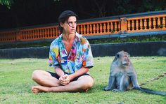 Nash Grier and and monkey 🐒 Hayes Grier, Nash Grier, Matthew Espinosa, Magcon Boys, Best Friends, Cover Up, Guys, Fanfiction, Monkey