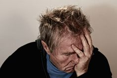 In a new study, researchers found that that depression symptoms in healthy older people who have brain amyloid, a biological marker of Alzheimer's, could trigger changes in memory and thinking over time. Endocannabinoid System, Burn Out, Headache Relief, Migraine Headache, Pain Relief, Tension Headache, Alzheimers, Fibromyalgia