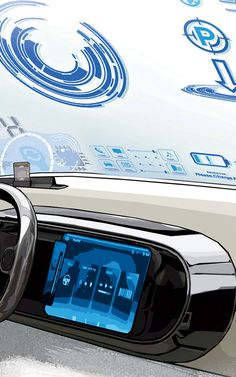 What's Next For Car Dashboards | Fast Company | Business + Innovation