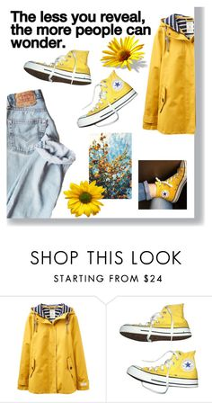 """► corey"" by amxnduhh ❤ liked on Polyvore featuring Joules, Converse and Sola"