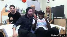 WATCH THE GOOGLE HANGOUT IF YOU HAVEN'T ALREADY! This part was so good I was laughing so hard XD