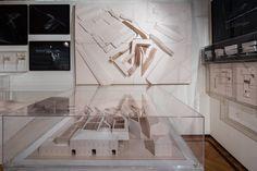 'Zaha Hadid' at the Palazzo Franchetti - Architecture - Zaha Hadid Architects