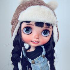 www.greynail.es | Quien puede dejar de querela.... #blythe #doll #wanwandoll…