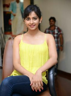 Rakul Preet Singh Looks Super In Tight Jeans and a Revealing Yellow Top Beautiful Girl Indian, Most Beautiful Indian Actress, Beautiful Actresses, Bollywood Bikini, Bollywood Actress Hot, Bollywood Girls, Bollywood Actors, South Actress, South Indian Actress