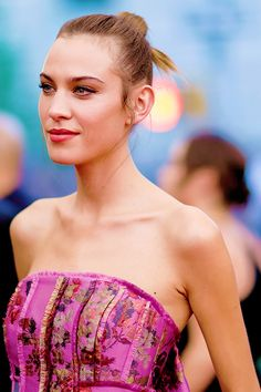 Alexa Chung attends 'China: Through the Looking Glass', the 2015 Costume Institute Gala, at Metropolitan Museum of Art on May 4, 2015 in New York City.