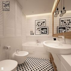 Awesome Scandinavian Bathroom Ideas (19)