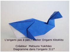 Atelier Origami KitoKito Baleine 2
