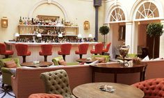 """Intimate atmosphere at the Limewood hotel. For more Alternative Wedding inspiration, check out the No Ordinary Wedding article """"20 Quirky Alternatives to the Traditional Wedding""""  http://www.noordinarywedding.com/inspiration/20-quirky-alternatives-traditional-wedding-part-4"""