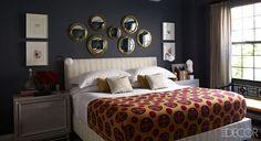 New York Interiors - Designer Tamzin Greenhill - ELLE DECOR