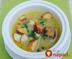 Zbohom nádcha, kašeľ a boľavé hrdlo: 8 polievok, ktoré zaručene zaženú príznaky choroby a chutia výborne! Thai Red Curry, Ethnic Recipes, Food, Essen, Meals, Yemek, Eten