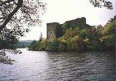 Innis Chonnel Castle, Clan Campbell