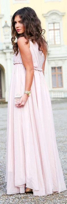 Grecian Style Gown by Fashion Hippie Loves