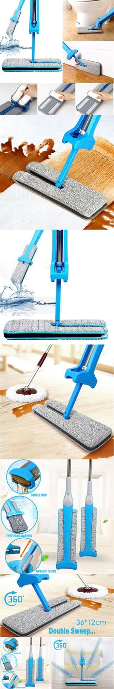 1Pc 2 Colors Multifunction Spray Water Spray Mop Hand Wash Plate Mop Home Wood Floor Tile Kitchen Cleaning Too drop ship 17oct18