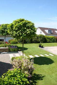 Sitzplatz zum Wohlfühlen - PARC'S Gartengestaltung