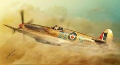 Spitfire MK.IX(Skalski)