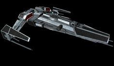 Sith hero fighter skinned
