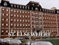 1980s tv show: St. Elsewhere