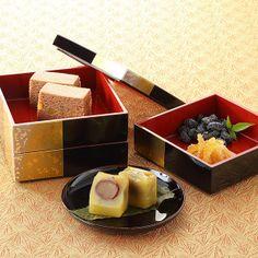 「源 吉兆庵」選りすぐりの冬のお菓子。【果実撰 冬 KF38】