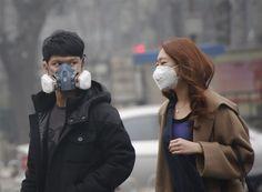 """China anima a los bancos a ayudar a la """"lucha"""" contra la contaminación del país"""