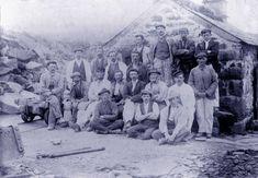 Merionethshire, Blaenau Ffestiniog Slate Workers