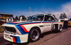 Peter Gregg BMW CSL 1976